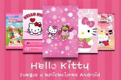 Es una selección de los 10 mejores juegos y aplicaciones Hello Kitty para Android.