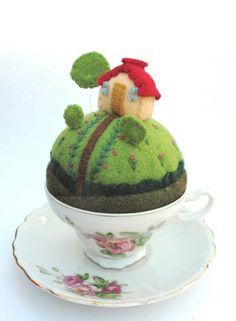 house in a teacup