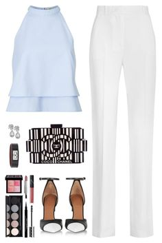 """""""Sin título #4105"""" by mdmsb on Polyvore featuring moda, Miss Selfridge, Givenchy, Chanel, Witchery y NARS Cosmetics"""