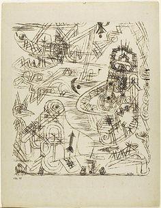 Paul Klee – Cosmic Revolutionary, 1918