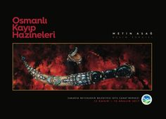 Oainter & Artist Metin Asağ  Osmanlı Kayıp Hazineleri  ottoman lost treasures