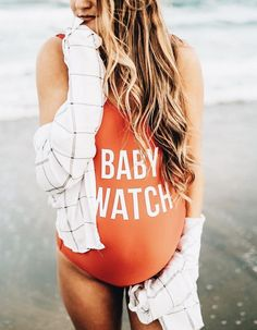 Baby Watch Maternity Swimsuit