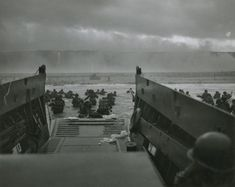 On June 6, 1944, Allied troops landed on the beaches of Normandy, France.