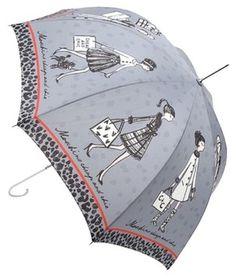 Moschino Nwt Cheap And Chic Long Umbrella