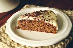 Pastel de Banano {Bajo en grasa}   con Frosting de Queso Crema! – Chewy 82 Pan Dulce, Baking And Pastry, Banana Bread, Cooking, Healthy, Desserts, Food, Pretty, Recipes