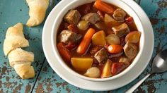 Oven-Baked Beef Stew recipe from Pillsbury.com