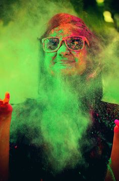 Holi festival of colors !!!