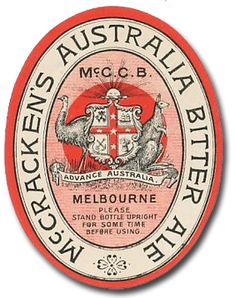 The Victorian Beer label Collectors Society Melbourne, Sous Bock, Vintage Labels, Retro Vintage, Old Garage, Beer Mats, Beer Company, Beer Coasters, Beer Labels
