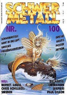 DCB: Schwermetall #100