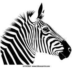 53 Best Crtezi Zebre Images Animal Drawings Zebra Art Zebra Painting