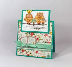 Happily Ever After by @debbiemom23cs for @therubbercafe #card #creativecafeKOTM
