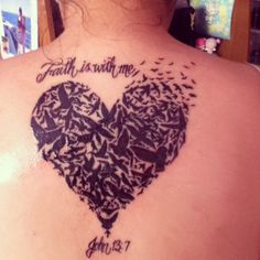 My tattoo!! Now adding more!!