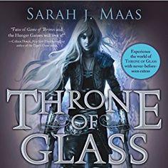 Amazon.com: Throne of Glass: A Throne of Glass Novel (Audible Audio Edition): Sarah J. Maas, Elizabeth Evans, Audible Studios for Bloomsbury: Books