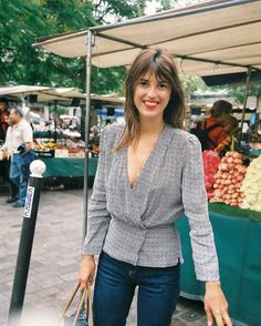 Founder of @rouje / @vivamodel talent | Jeanne Damas | French style