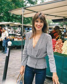 Founder of @rouje / @vivamodel talent | Jeanne Damas | French style