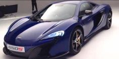 2015 McLaren 650S Leaked Photos - New Car News - Road & Track