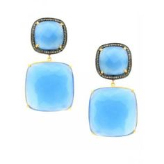 Blue Onyx stunners