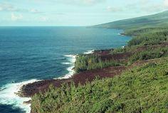 Coulées de lave, Reunion Island