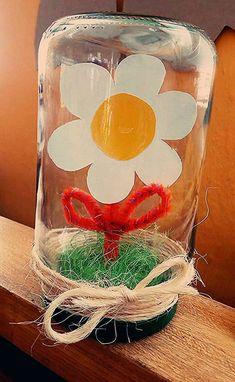 Soda şişesinden saksı – Valentine's Day Easy Valentine Crafts for Kids to Make Felt flowers in bottles K Crafts, Recycled Crafts, Easy Crafts, Paper Crafts, Valentine Crafts For Kids, Mothers Day Crafts For Kids, Mother's Day Projects, Projects For Kids, Spring Crafts