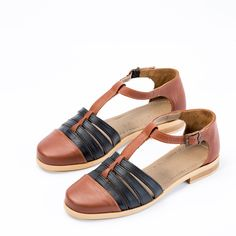 The Mila sandal - perfect for all seasons!