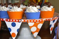 BSU Cupcakes!
