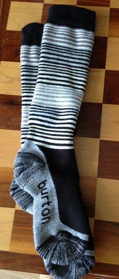 New burton socks