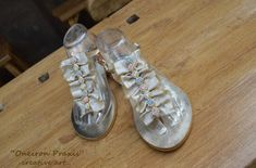 Bridal Sandals Volvi designed with crystalsGreek Gladiator Sandals, Leather Sandals, Bridal Sandals, Greek Wedding, Leather Conditioner, Linen Bag, Bridal Looks, Natural Leather, Cow Leather