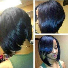 Pleasant Feathered Bob Bobs And Hair On Pinterest Short Hairstyles Gunalazisus