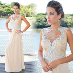 Find More Prom Dresses Information about Hot Sale Vestido De Festa Floor Length Scoop Neckline Appliques Cap Sleeve Backless A Line Prom Dresses 2015 New Free Shipping,High Quality dress football,China dresses forever Suppliers, Cheap cap sleeve black dress from Rose Wedding Dress Co., Ltd on Aliexpress.com