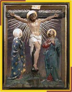 Jesús muere de amor