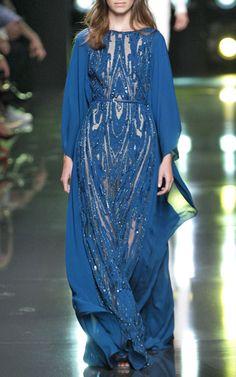 Elie Saab  Trunkshow Look 46 on Moda Operandi