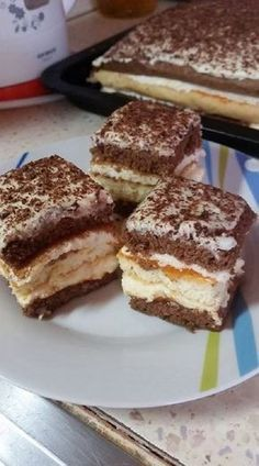 Gourmet Recipes, Sweet Recipes, Cookie Recipes, Dessert Recipes, Hungarian Desserts, Hungarian Recipes, Torte Cake, Sweet And Salty, Food To Make