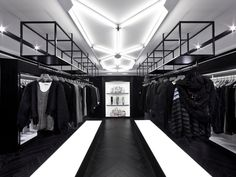 Shine Store - Tokyo, Japan  by NC Design & Architecture Ltd.                   Designed by Nelson Chow