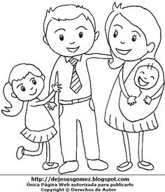 Doodle Drawings, Easy Drawings, Children's Book Characters, Baby Coloring Pages, Stick Figure Family, Easy Doodle Art, Sketch Notes, Simple Doodles, Fathers Day Cards
