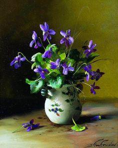 Violets dream: Фиалки Сергея Тутунова