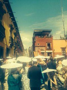 Calles de San Miguel de Allende...
