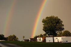 Rainbow Mark Twain Landing | Flickr - Photo Sharing!