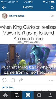 jokes on Clarkson, she's not ever going back