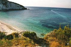 Padulella, Elba Island - Tuscany (Italy). One of the best beaches on Elba Island.