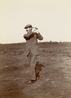 James Braid | re-pinned by http://www.countryclubsinflorida.com
