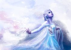Elsa by SerWetka.deviantart.com on @deviantART