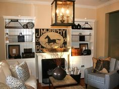 Fake the Look of Built-Ins - Our Favorite Budget-Savvy Living Rooms From HGTV Fans on HGTV