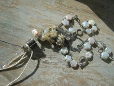 Versailles Necklace by KaRaExquisiteJewelry on Etsy