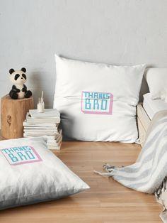 Floor Pillows, Bed Pillows, Cushions, Golf Gifts, Eat Sleep, Pillow Design, Pillow Cases, Flooring, Repeat