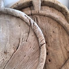 Patina of old wood. Weathered Wood, Old Wood, Wabi Sabi, Bowls, Stone Kitchen, Brown Pillows, Interior Photography, Inspired Homes, Home Decor Furniture