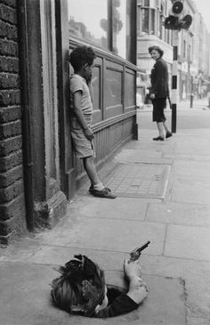 Thurston Hopkins, London, 7th August, 1954.