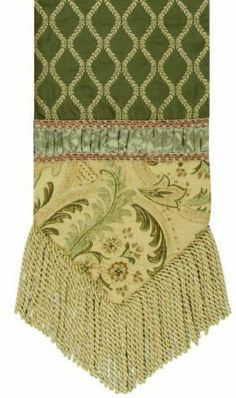 Jennifer Taylor 2569-619403618 Table Runner, 16-Inch by 90-Inch, Cover 65-Percent Polyster and 35-Percent Rayon by Jennifer Taylor. $131.03. Table runner cover 65-percent polyster and 35-percent rayon. With braid and tassels. Home decor brings classic style and luxurious comfort to the home. Jennifer Taylor Table Runner, 16-inch by 90-inch, Cover 65-percent polyster and 35-percent Rayon, with braid and tassels, Classic Style