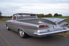 Buy used 59 El Camino street rod, hot rod, LT1 700R, RUST FREE, SHOW CAR in Goodlettsville, Tennessee, United States, for US $38,000.00