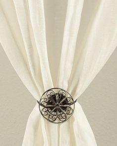 Шторы - разнообразие украшений для них #window #interior #design #decor #beautiful #modern #curtains