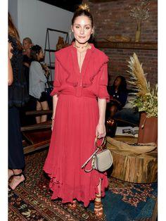 【ELLE】オリヴィア・パレルモはバカンスファッションをパーティで先取り! |エル・オンライン